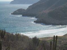 Playa Brava Parque Tayrona
