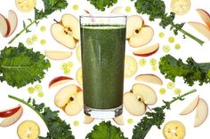 The ultimate guide to green smoothies (Photo by Mike Garten)