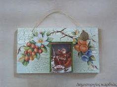 ημερολογιο χειροποιητο - Αναζήτηση Google Decoupage, Christmas Crafts, Frame, Cards, Scrapbooking, Google, Decor, Picture Frame, Decoration