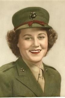 Essential Reading for Marines: WWII Female Marine, 86, Takes Honor Flight