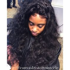 CANVAS LACE FRONTAL INSTALL by StyleSeat Pro, Stormi Steele | CANVAS BEAUTY…