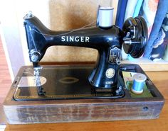 Vintage Singer 99k Sewing Machine: Cleaning, Restoring, and Troubleshooting