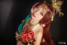 真 ‧ 三国無双 7 - CANI(CANI) Diao Chan Cosplay Photo - Cure WorldCosplay