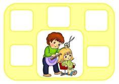 Speech Language Therapy, Speech And Language, Special Education, Games For Kids, Kindergarten, Preschool, Comics, Cute, Ideas