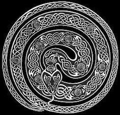 kundalini. Piense en esto en símbolos modernos - La serpiente es el cable eléctrico que transportan la energía