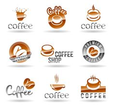 9+ Coffee Shop Logo Design Vector