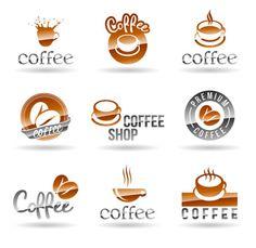 9+ Coffee Shop Logo Design Vector