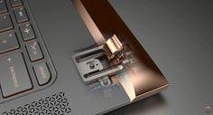 HP Spectre 13.3 laptop Hp Spectre, Tilt