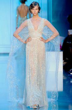 Défile Elie Saab Haute couture Automne-hiver 2011-2012 photo 7