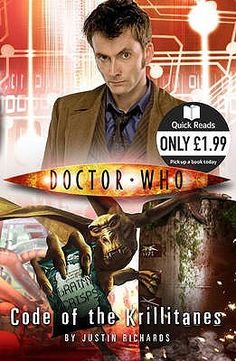 Doctor Who: Code of the Krillitanes - Justin Richards * A book by an author you've never read before