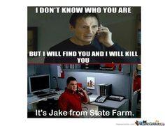 jake from state farm meme | Jake From State Farm - Meme Center