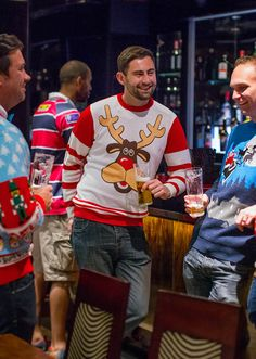 Cheesy Christmas Jumpers http://www.cheesychristmasjumpers.com #christmas #jumper #sweater #xmas #fashion #ugly