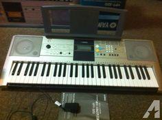 Yamaha ypt-320 61key Keyboard - $100