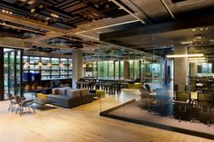 Mars Entertainment Group office by Geomim, Istanbul – Turkey