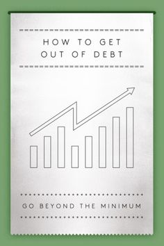 Managing your debt payments the smart way, to get in the green and stay there!