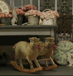 Sheep Rocker Kit - Artofmini.com