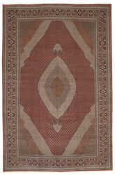 Tapis Tabriz 50 Raj avec de la soie VAZZT7