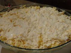Cookbook Recipes, Cooking Recipes, Pizza Tarts, Food And Drink, Rice, Pasta, Noodles, Recipes