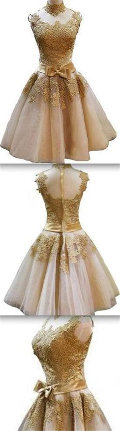 short Homecoming Dresses, lace homecoming Dresses, junior Homecoming Dress…