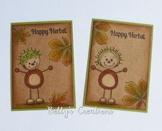 Bettys-creations: Herbst-ATC's