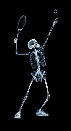 #Caveira ☆ #Esqueleto * Raio x #Tênis *