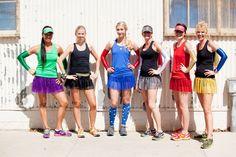 Super Heroes Running Costumes #TeamSparkle