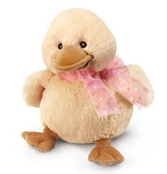 37451  Duck with Pink Ribbon Sm