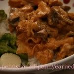 Stovetop Cooking: Creamy Paprika Chicken