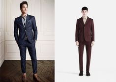 » Refine your wedding style with our seasonal men's wear guide