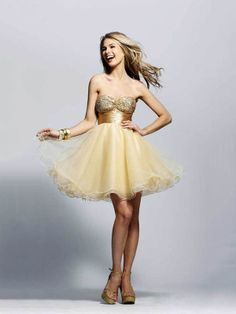 Ball Gown Sweetheart Tulle Short/Mini Sleeveless Sashes / Ribbons Prom Dresses at pickedlooks.com