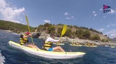 Have you tried the #summer activities at GEN Roses? We loved the #kayak trips! Any stories to tell? We'd love to hear them! #aRoses #inCostaBrava #MySummerARoses