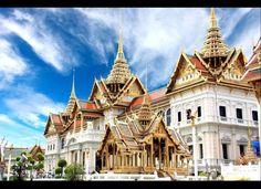Grand Palace Bangkok | Thailand