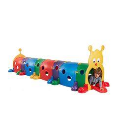 Love this Gus the Caterpillar Tunnel by ECR4Kids on #zulily! #zulilyfinds