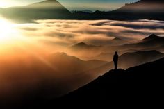 Farmer in Tengger Photo by Riadh Niati -- National Geographic Your Shot