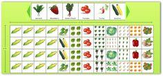 Vegetable Garden Layout Template planning a garden