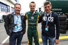 Dutch F1 History, Current & Future! Jos Verstappen, Giedo van der Garde & Max Verstappen