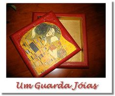 Artes by Carla: Guarda Jóias