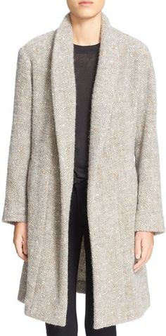 Women's Iro 'Valie' Boulce Knit Wrap Coat