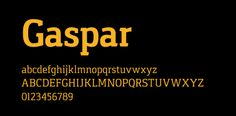 10 Fresh and Free Typefaces