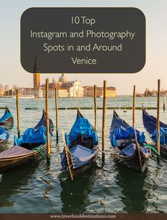 A blog post suggesting 10 Top Instagram and Photography Spots in and Around Venice, Italy. Including a link to the location on Google Maps, the best time to take photographs and whether the location is free or not. As well as this there are photography tips included for Venice. #travel #venice #europe #travel