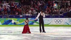 [HD]Tessa Virtue & Scott Moir OD 2010 Vancouver Olympics  Music: Farrucas by  Pepe Romero