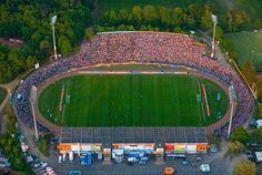 SV Darmstadt 98 Stadium in Böllenfalltor - Germany