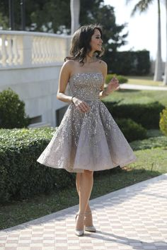 Mon Armoire: About my Engagement Dress #eliesaab