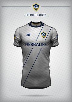 Mockups, LA Galaxy, MLS, New Balance