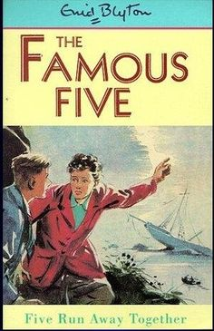 The Famous 5 Run Away Together - Enid Blyton