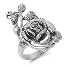 STR-0317 Stainless Steel Rose with Leaves band ring (11) Jinique http://www.amazon.com/dp/B00OVBRVBK/ref=cm_sw_r_pi_dp_baUewb1E6YYTA