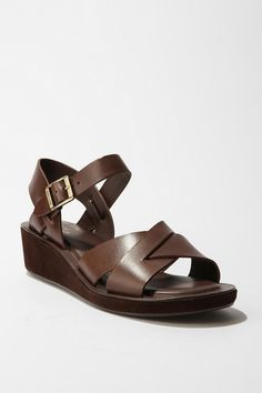 One of my all-time favorites--CorkEase sandals