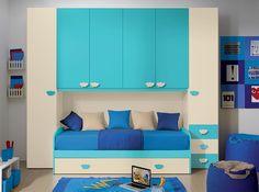 European Kids Bedroom Composition VV G038 - $2,765.00