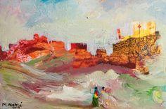 """In the Nothingness"" - Marwan Nahlé, Porta Coeli presenta, in esclusiva per l'Italia, l'artista libanese Marwan Nahlé con la personale ""In the Nothingness""   Venosa (Pz) �..."