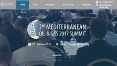 2nd Mediterranean Oil & Gas 2017 Summit by IRN, 23 - 24 May 2017, Hotel Quirinale Rome, Italy   IRN is delighted to host the 2nd Mediterranean Oil & Gas 2017 Summit on 23 and 24 May 2017 in Hotel Quirinale Rome, Italy.